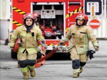 کار آتش نشانان زن در اواخر پائیز آغاز می شود/ درخواست واکسیناسیون آتش نشانان از ستاد مقابله با کرونا