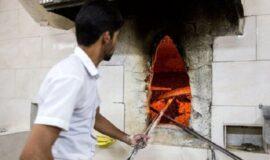 طرح توزیع «نان نذری» ماه مبارک رمضان