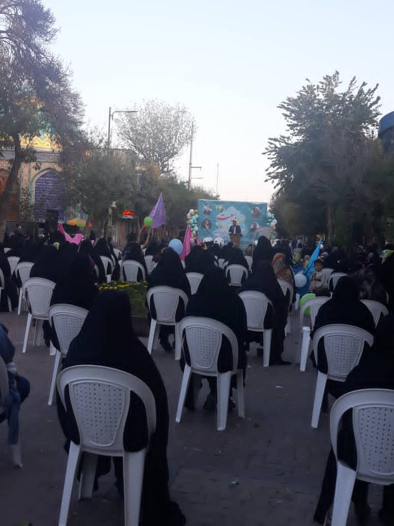 جشن ولایت در اردبیل برگزار شد