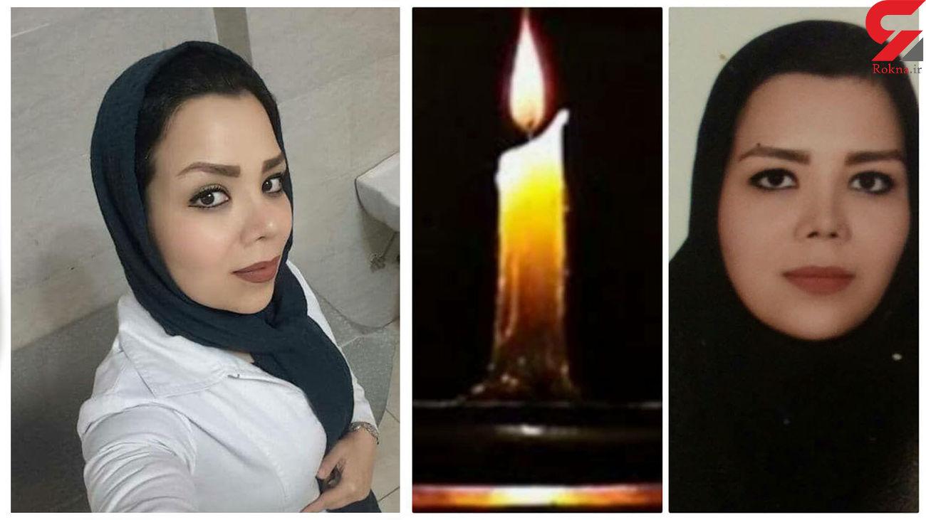 قاتل نوعروس اردبیلی در آستانه اعدام / پریناز عروس ۲ ماهه بود + عکس وفیلم گفتگو