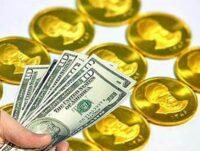 کاهش نرخ دلار برای چهارمین روز متوالی؛ افت ۱۱۸ هزار تومانی قیمت سکه/ طلای جهانی همچنان بر مدار صعود+ قیمتها