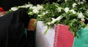 مادر شهید حسن اصغریان سولا به رحمت ایزدی پیوست