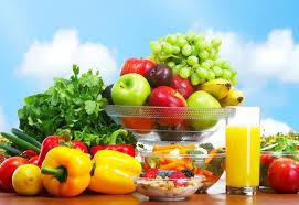 میوه و سبزی ها کلید سلامت رژیم غذایی است