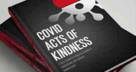 """نگارش یک فصل از کتاب بین المللی"""" مهربانی های عصر کرونا"""" توسط محقق اردبیلی"""