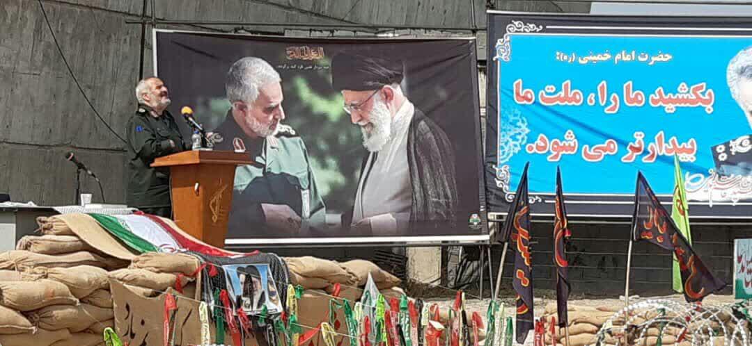 همایش تجلیل از روحانیون رزمنده،آزاده و جانباز توسط سازمان بسیج طلاب