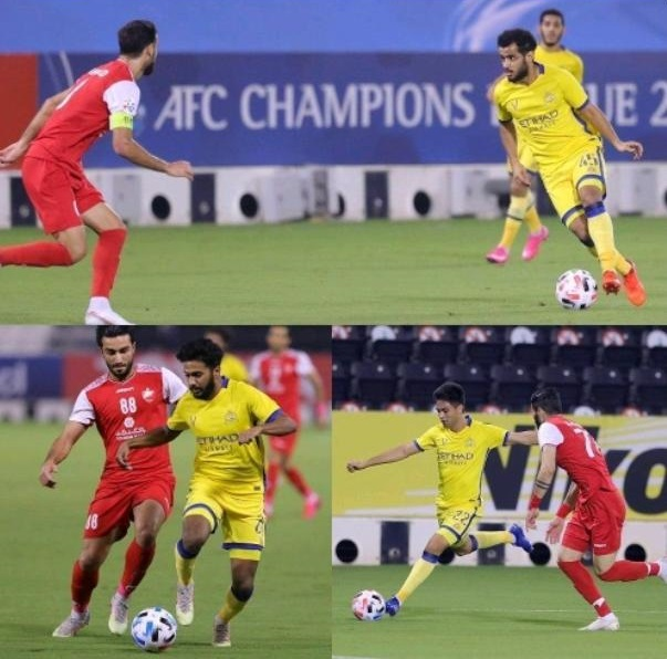 صعود سرخ پوشان ایران به فینال لیگ قهرمانان آسیا